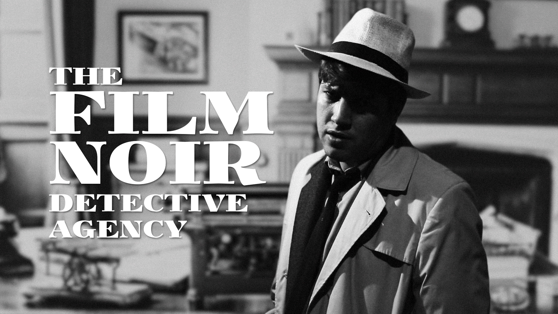 The Film Noir Detective Agency