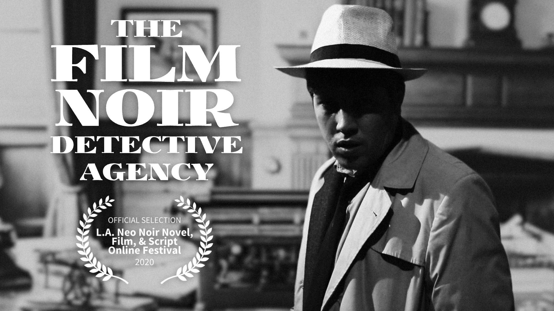 The Film Noir Detective Agency